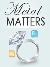 Giamante can help you choose the right metal for your custom jewelry.