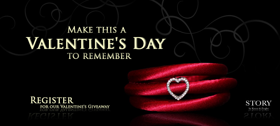STORY bracelets by Kranz & Ziegler in Anchorage, AK. Giamante is Alaska's exclusive dealer! Enter a chance to win a free bracelet in time for Valentine's Day! Sign up now at  https://www.facebook.com/giamantejewelers