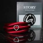 Giamante, a permier jewelry store in Anchorage, Alaska, is the exclusive retailer for STORY charm braceletes