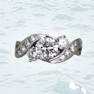 diamond wedding ring anchorage ak