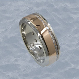 custom mens wedding band anchorage