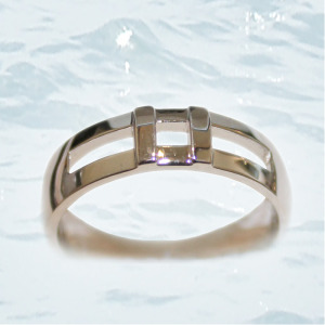 custom wedding rings designed by Giamante's of Anchorage AK